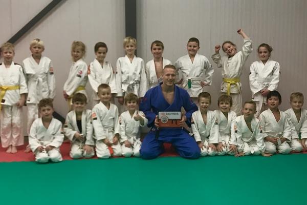 Sinds 2019 een judoschool met keurmerk!