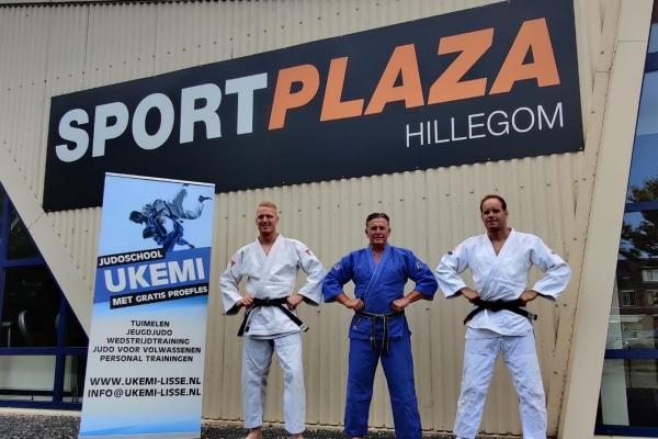 Judolessen in Lisse en Hillegom